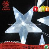 Décoration neuve de Noël de lumière de chaîne de caractères du fil DEL de tonnelier de Cerf-Forme d'arrivée