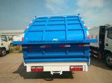 vente 4X2 chaude camion d'ordures de compacteur de 8 T 8 tonnes d'ordures de camion de transport