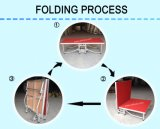 Fase mobile piegante di cerimonia nuziale della fase di uso esterno