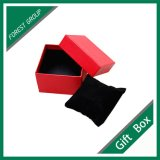 Kundenspezifischer hoher Grad-Uhr-Geschenk-Kasten mit Kissen