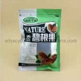 Surtidor de China y bolso aprobado del bocado de la fruta de la tuerca de la cremallera del empaquetado plástico del SGS