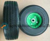 트롤리 바퀴 (4.10/3.50-4)에 사용되는 PU 거품 바퀴