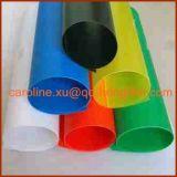 Твердая пленка PVC для упаковки коробки подарка рождества прозрачной пластичной