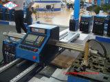 Máquina portátil do plasma do CNC com controle de Hight da tocha