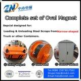 좁 공간 운영 MW61-200150L/1를 위한 산업 드는 자석