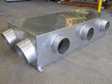 Accessoires de machines de Fabricacation d'acier inoxydable