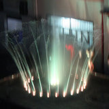 Круглый вращая фонтан сада фонтана нот декоративный