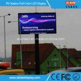 Segno esterno impermeabile della visualizzazione di LED di colore completo di P16 P10 P8 per fare pubblicità