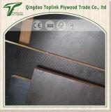 Ventas calientes una madera contrachapada presionada caliente del tiempo para la construcción reutilizada 8-10 veces