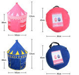 GroßhandelsHight Qualitätsfaltbares Kind-Zeltim freien Gazebo-kampierendes Zelt-Prinzessin Castle Tent