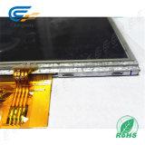 "4.3 "" 600cr 40 модуль индикации экрана Pin LCD с сопротивляющим экраном касания"