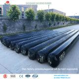 Aufblasbarer Gummiheizschlauch für Straßen-Abzugskanal-Aufbau