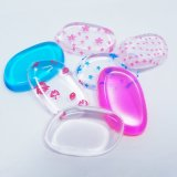 Beauty Sponge Makeup Silicone Puff Cosmetic Face Foundation Silicone Powder Puff