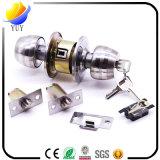 Qualitäts-europäische Art Locksets für Metallkugel-Verschluss-und Griff-Verschluss-und Sicherheitsschloß und diebstahlsicheren Verschluss