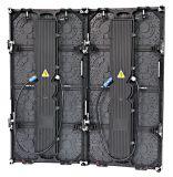 500*1000mm im Freien gebogenes P5.95 LED Panel zum Mietzweck