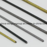 AISI 1070 High-Carbon Flexibele Schacht 16mm van het Staal