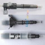 Injecteur Bosch 0445120244/0445 120 244 van het Spoor van Weichai de Gemeenschappelijke van Crin Cr/IPL24/Zeres20s