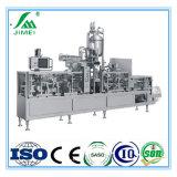 Relleno preformado automático de la taza del acero inoxidable de la alta calidad y precio de la máquina del lacre