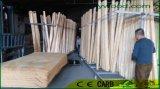 박달나무 베니어 가구를 위한 회전하는 커트 C 급료