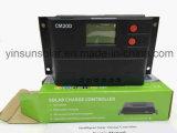 20Aの12Vか24V情報処理機能をもった太陽料金のコントローラ