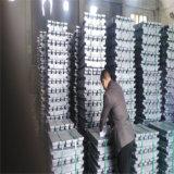 Lingote puro 99.99 del terminal de componente de la alta calidad para el lingote del terminal de componente del bulto de la venta