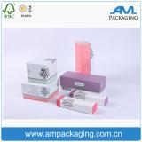 マットのカスタム上塗を施してある卸し売り化粧品の包装の口紅の紙箱