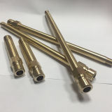 높은 정밀도 Thread&#160를 가진 주문을 받아서 만들어진 삽입 Pin; 형 부속의