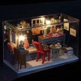 Mini Camera di bambola europea della mobilia per il regalo