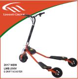 三輪車3の車輪の電気スクーターの電気ドリフト250Wの電気スクーターを滑らせるおもちゃ