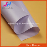 Bandera material del PVC Blockout para la impresión lateral doble