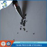Bille d'acier inoxydable de carbone de la Mini-Taille 1mm de haute précision pour le crayon lecteur de bille