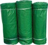 Encerado Double-Coated do PVC da resistência de rasgo
