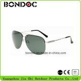 Óculos de sol do metal dos homens com a lente polarizada Tac
