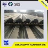 Perfil de alumínio anodizado 6000 séries para a máquina, fabricante em China a