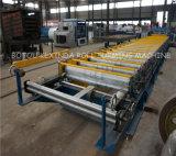 Machines en acier galvanisées de formage de feuilles de toit