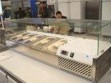 Tabela da salada do equipamento de Refrigeration para o alimento Refrigerated (GRT-PT19-404)