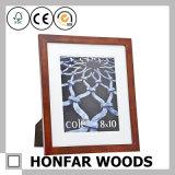 Frame natural da foto do retrato da madeira contínua para o Guestroom do hotel