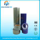 Junta Plate Glass UV PE película protectora de PVC