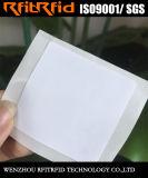 etiquetas programables de la escritura de la etiqueta de la seguridad RFID de la Anti-Falsificación 13.56MHz