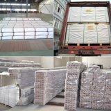 Preiswertestes Bauholzhölzerner zusammengesetzter Plastikdecking hergestellt in China