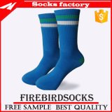 Beste Preis-Männer Coolmax, das Soem-Socken mit Zoll laufen lässt