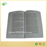 Impresión a todo color Softcover y del Hardcover de encargo del libro con el pegamento (circuito - SB- 201)