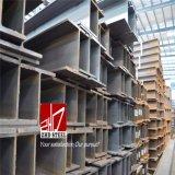feixe de aço da construção H de 150*75mm JIS Ss400 hora