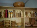 Botellas de bambú del tarro y del almacenaje de la alta calidad