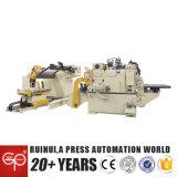 鋼鉄コイルNCサーボロール挿入機械(Mac4-1000h