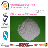 Фармацевтические промежуточные звена Chlorzoxazone для релаксантов мышцы CAS 95-25-0