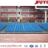 Jy-716 Mejor plástico abatible Asientos Gimnasio Sistema de estar telescópica retráctil del blanqueador