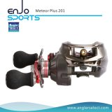 Angler Select Meteor Plus All Water Fishing 9+1bb Fishing Tackle Baitcasting Fishing Reel (SBC-MR200)