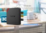 スマートなTVボックスT95n小型Mx+ S905X人間の特徴をもつTVボックス1+8GB 4kビデオ