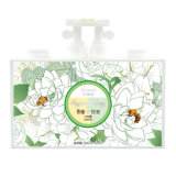 Dulenbe Shampooing pour les cheveux miel et anti-pelliculaire 500ml + 500ml